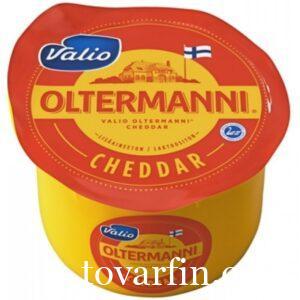 Valio oltermanni cheddar 900g Валио Чеддер