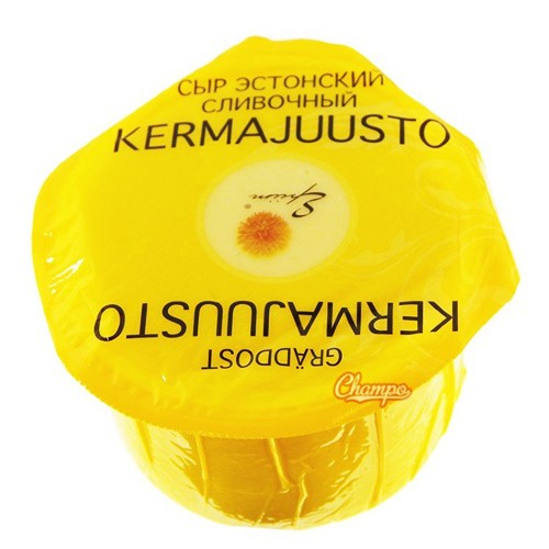 Сыр эстонский сливочный Kermajuusto Epiim 750g