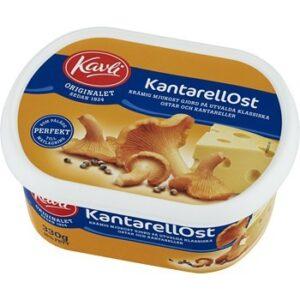 kavli kantarellisulate Сливочный сыр со вкусом лисичек 330 г