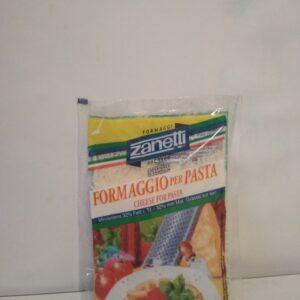 Тертый сыр для пасты Juust Zanetti riivitud 40g ЭСТОНИЯ