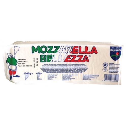Моцарелла Mozzarella Bellezza 1кг