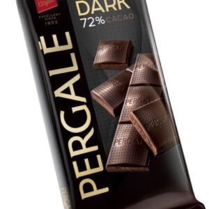 Шоколад темный Pergale 72% Какао 100 г ЭСТОНИЯ