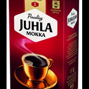 Paulig Juhla mokka Кофе из Финляндии Крепость 1