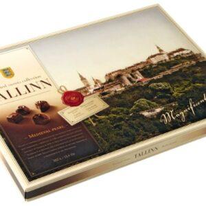 Шоколадные конфеты Ассорти Tallin ЭСТОНИЯ 382 г