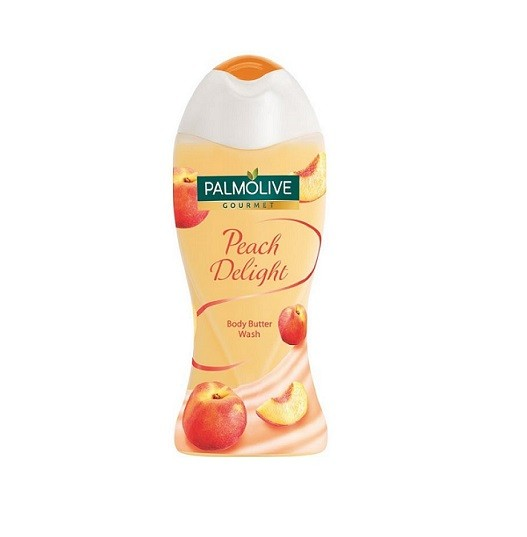 Гель для душа palmolive 250ml peach deligh