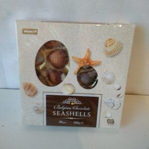 Шоколадные конфеты Rimi Seashells 250g
