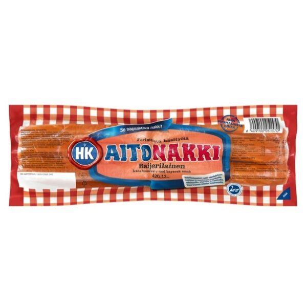 Сосиски Aito Nakki 420 г 12 шт
