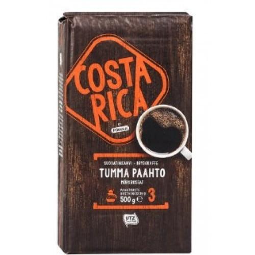 Pirkka Costa Rica kahvi tummap кофе молотый