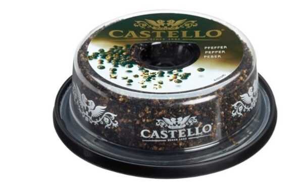 Мягкий сыр Castello Черный перец