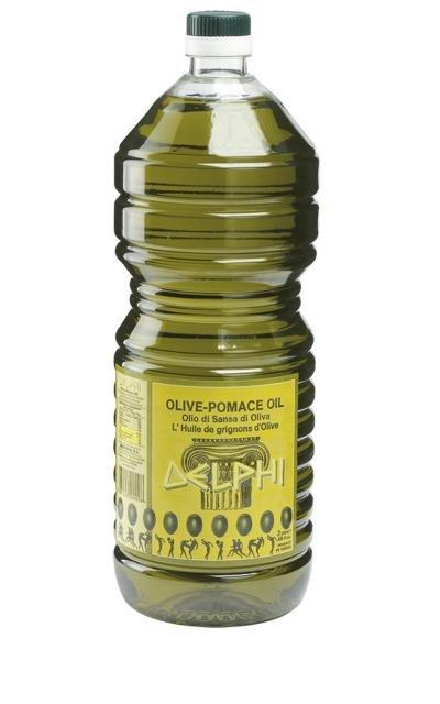 Delphi Pomace oil 1l оливковое масло