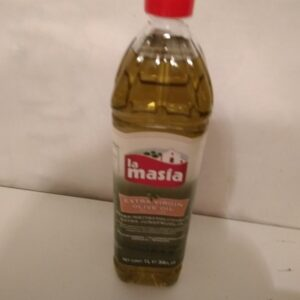 Оливковое масло La Masia 1l Extra Virgin Olive oil