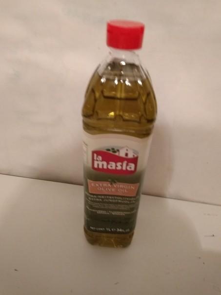 Оливковое масло La Masia 1l Extra Virgin Olive oil