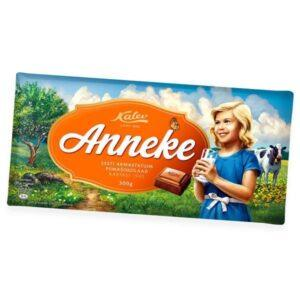 Anneke молочный шоколад ЭСТОНИЯ 300 г