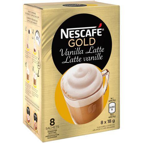 Nescafe Café Vanilla Latte