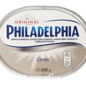 Сливочный сыр ФИЛАДЕЛЬФИЯ Philadelphia Original 125 г