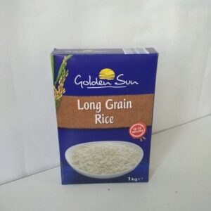 Goldensun Long grain rice Рис длиннозерный