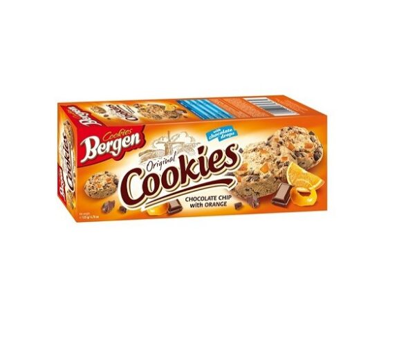 Печенье Bergen в ассортименте