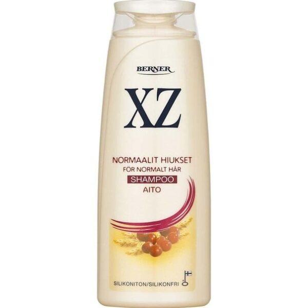 XZ шампунь для нормальных волос с брусникой 250мл / Aito shampoo normaalit hiukset