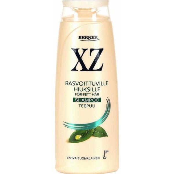 "XZ шампунь для жирных волос ""Чайной дерево"" 250мл / Teepuu shampoo rasvoittuville hiuksill"