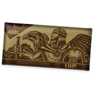 Kalev горький шоколад с лесными орехами 300г ЭСТОНИЯ