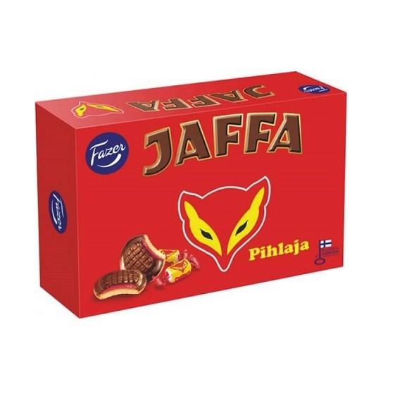 Печенье с мармеладом Fazer Jaffa 300гр