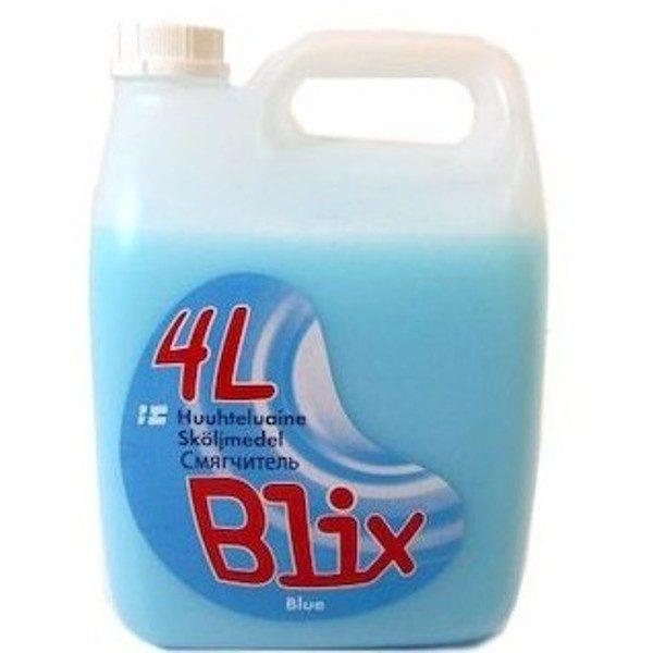 Ополаскиватель для стирки Blix 4л Синий