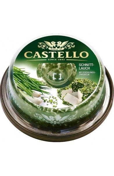 Мягкий сыр Castello Лук