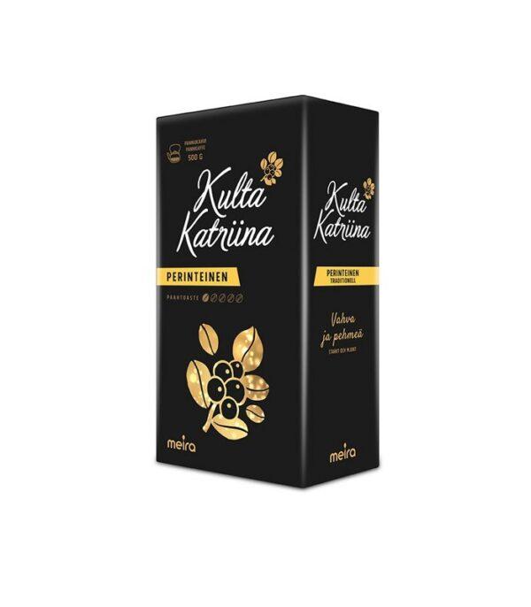 Кофе Kulta Katrina молотый 0,5 кг perinteinen