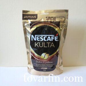 Кофе Nescafe Kulta Нескафе Культа 180гр растворимый