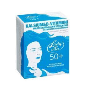 LadyVita 50+ Лэдивита витамины