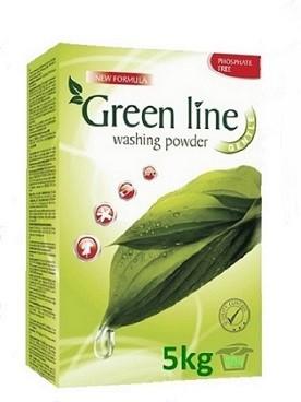 Порошок Green line 5 кг