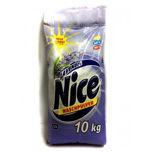 Стиральный порошок Nice 10кг Лаванда