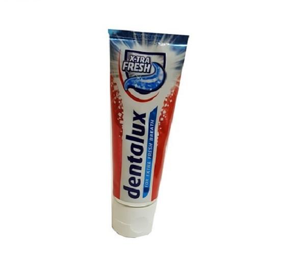 Зубная паста Dentalux X-tra fresh ФИНЛЯНДИЯ