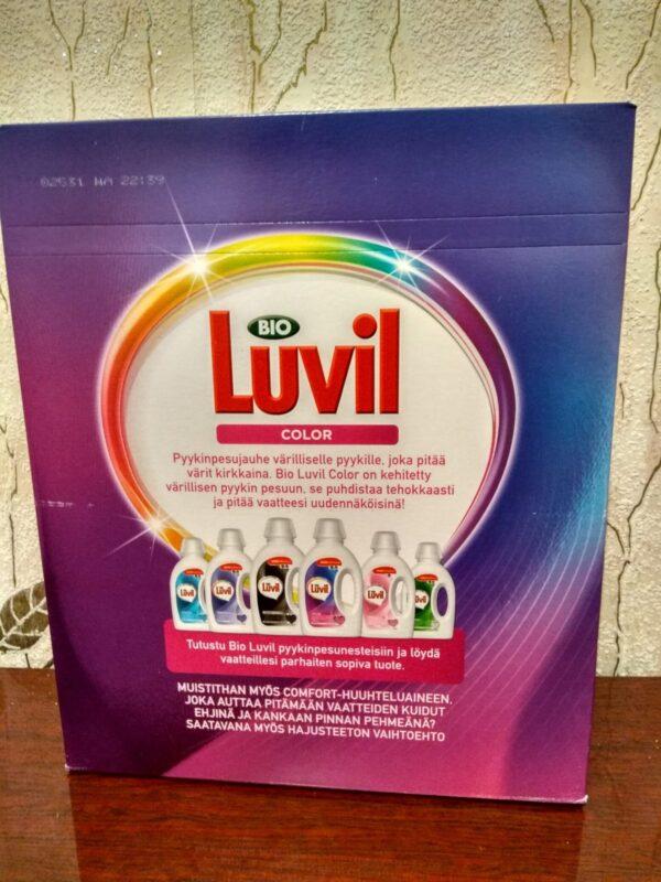 Порошок Bio Luvil 1,61 rg color