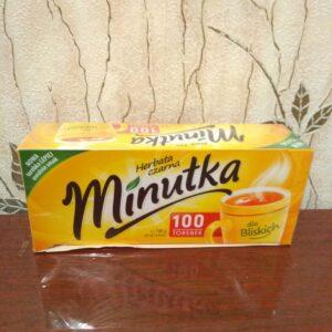Чай Minutka 100 п