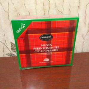 Цейлонский чай Nordqvist Ceylon 100 п