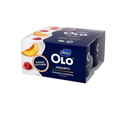 Йогурты Valio OLO 4*125g