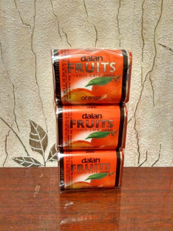 Мыло для рук Dalan 6*75g Апельсин