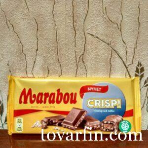 Шоколад Marabou Crisp 200 г