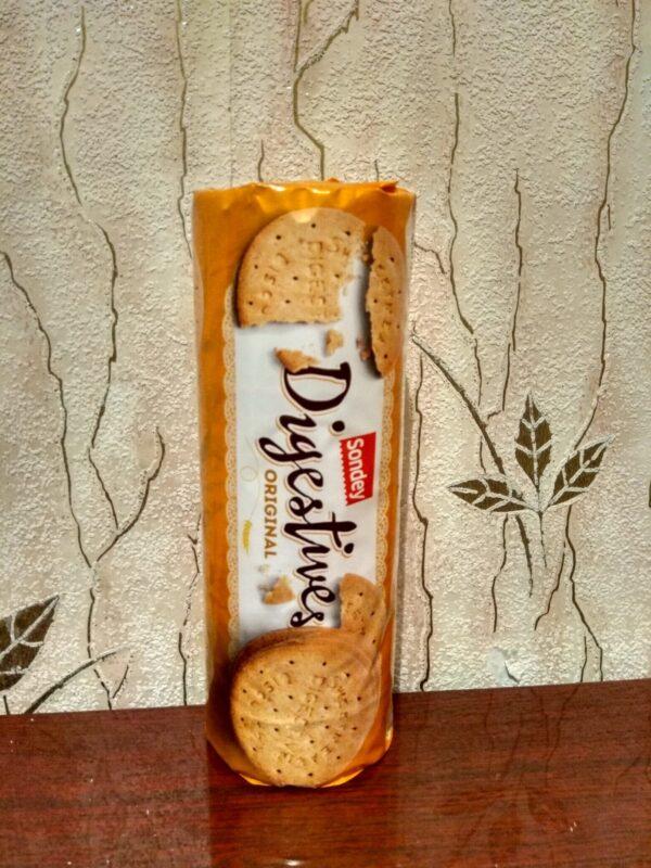 Печенье Sondey Digestive 400 г