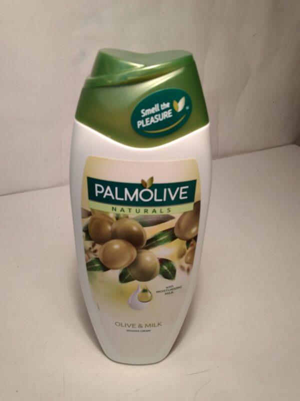 Palmolive Naturals Гель для душа Ультраувлажнение, 500 мл/Olive & Milk