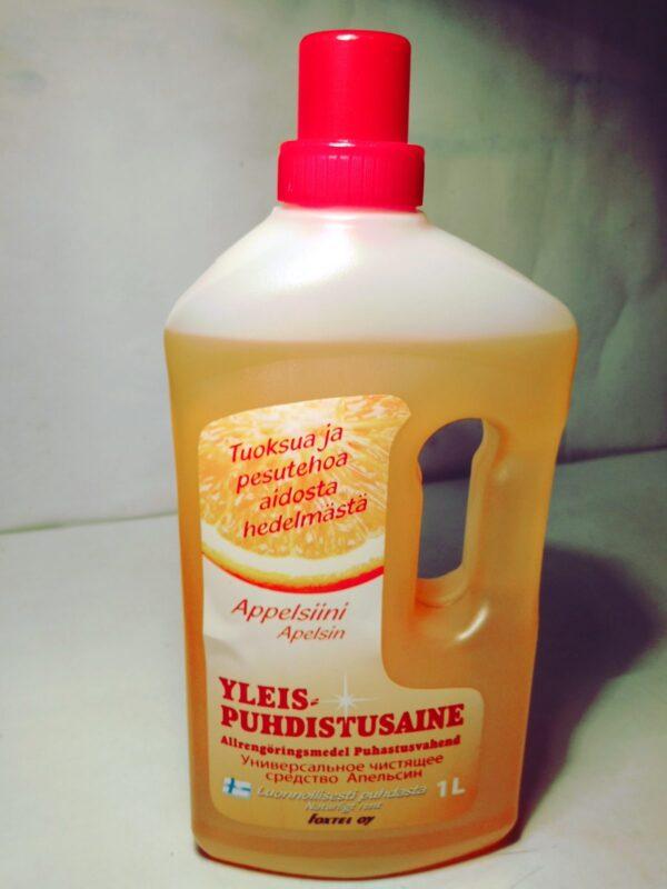Универсальное чистящее средство Апельсин 1л
