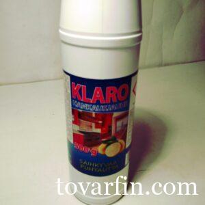 Порошок для чистки Klaro 500g