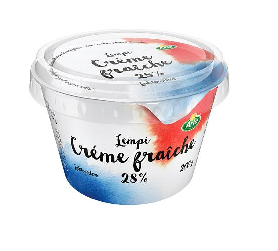 Финская сметана  Creme Fresh 28%