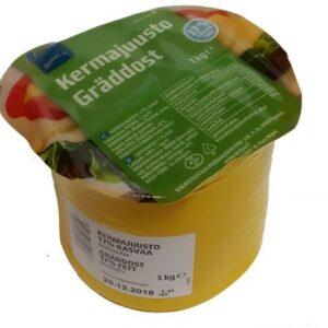 Сыр Граддост Graddost 17%