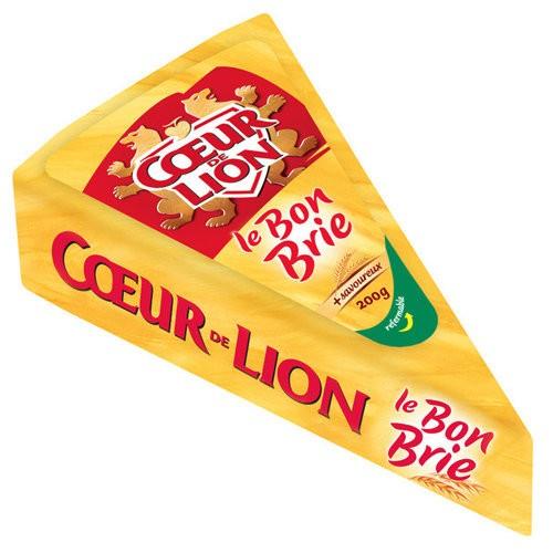 СOEUR DE LION СЫР БРИ 200 ГР