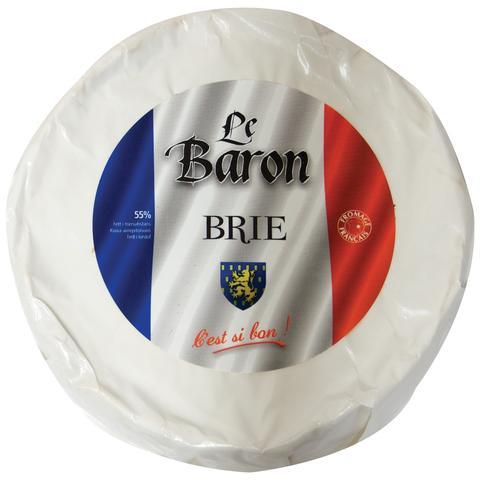 Французский сыр Бри Le Baron BRIE 500г
