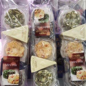 Набор мини сыров Castello MiniMix 5 х 20 гр