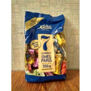 Шоколадные конфеты Kalev Ассорти 500 г
