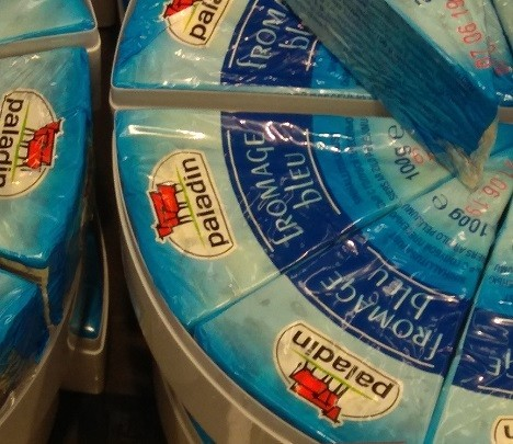 Сыр с голубой плесенью Paladin 100 г ЭСТОНИЯ